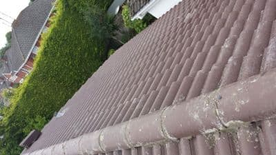 Storm Damaged Roof Repair
