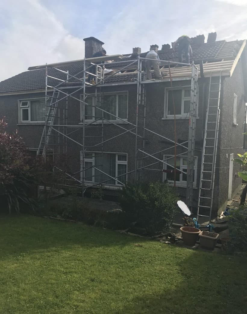 House Re-Roofing Cork