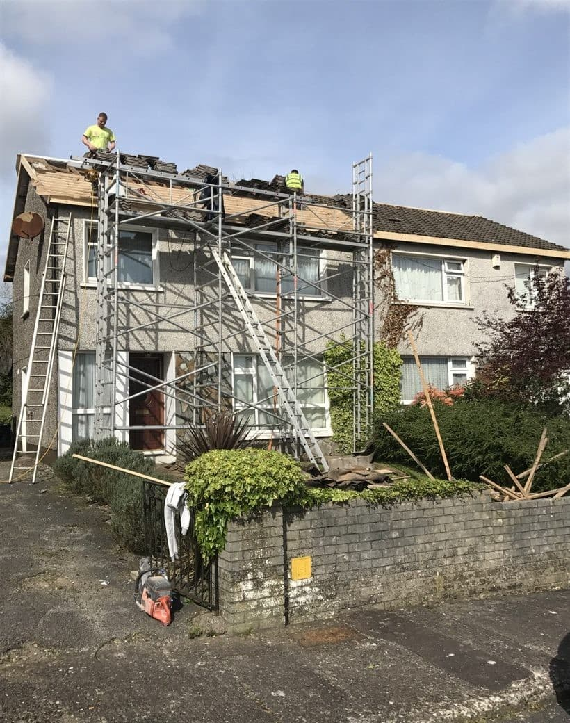 Repair Roofs in Cork