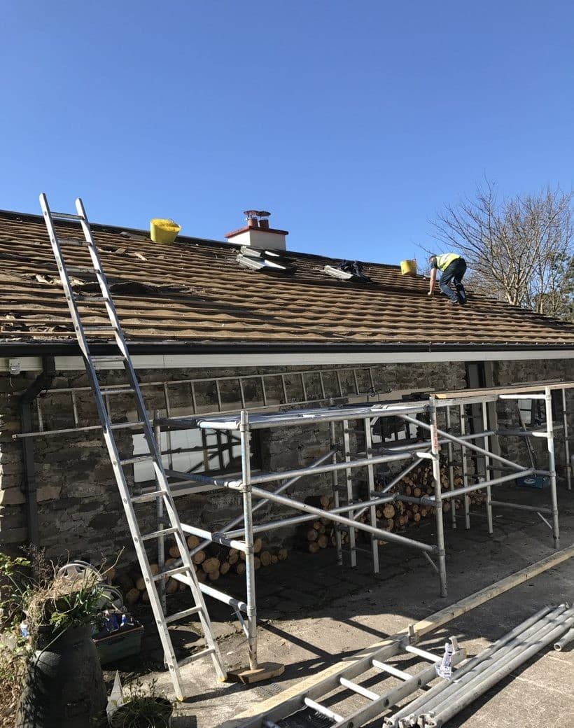 Roofing in Cork