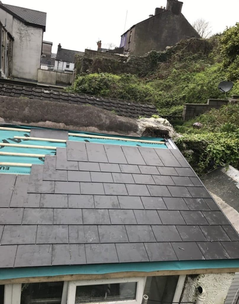 Slate and Tiled Roof Repair Cork