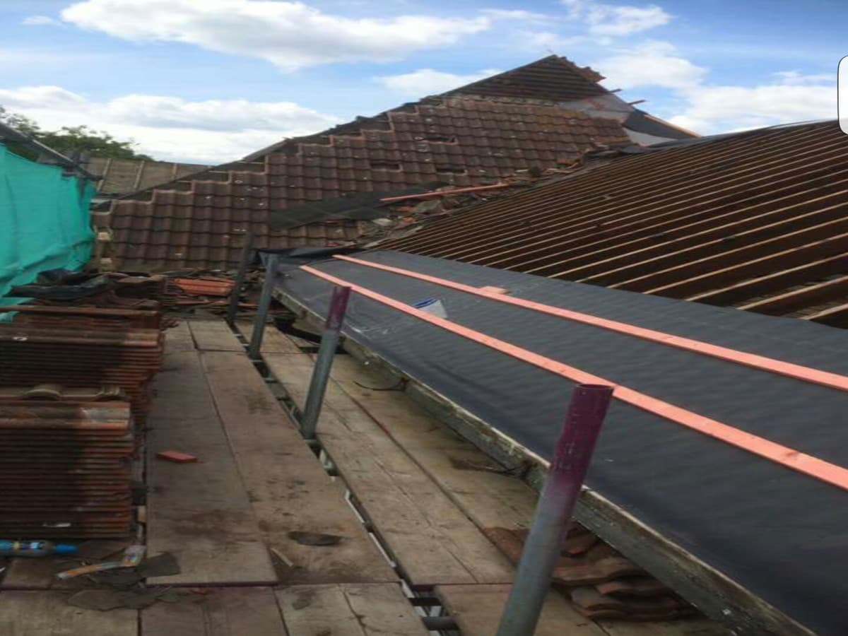 Roofing Repair in Cork