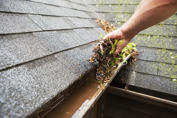 Gutter Cleaning Cork