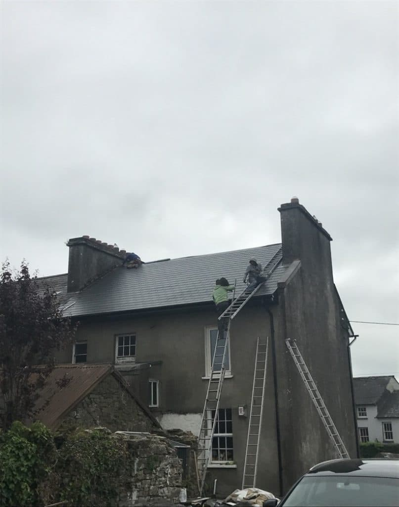 Roof Repair Cork