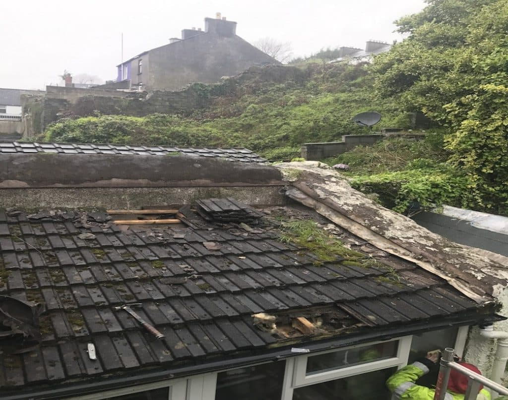 Emergency Roof Repair Cork