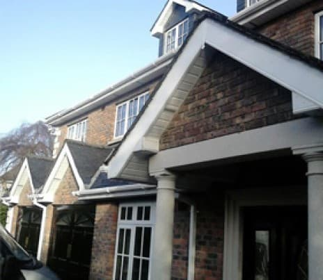 Finish-Roof-Fascias-and-Soffits Repair